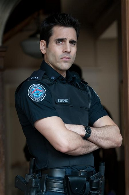 Interview Ben Bass Of Rookie Blue Tv Eh